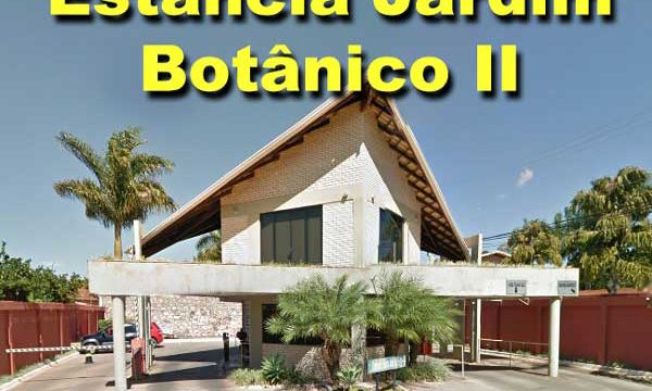 Como chegar no Condomínio Estância Jardim Botânico II, Brasilia DF