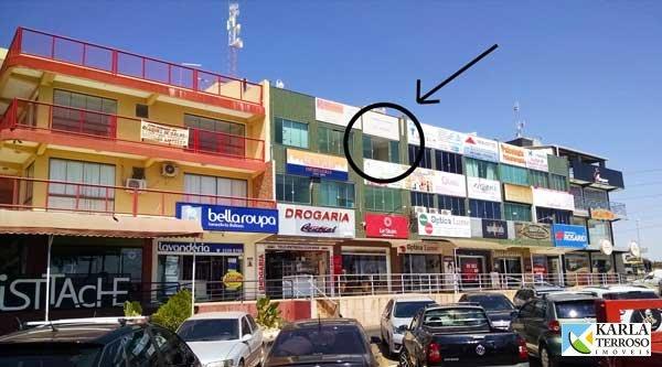 Sala Comercial a venda Solar de Brasília Quadra 2 Bloco A