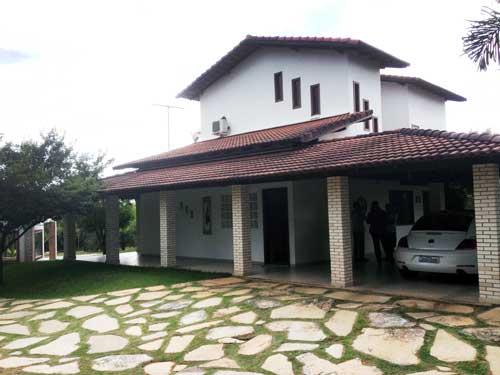 Casa venda Condomínio Quintas do Sol Quadra 4