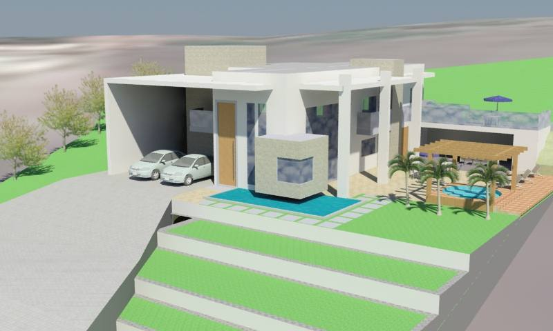 Casa venda Condomínio Santa Monica Alameda Beija Flores
