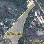 Área a venda de 27.330 m² na DF 140 Km 7