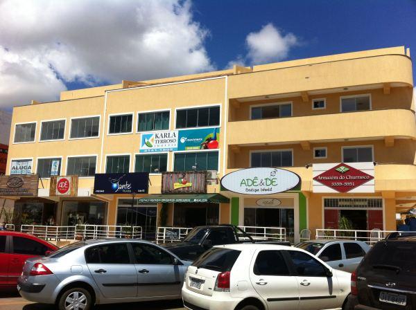 Aluguel Sala Área comercial do Solar de Brasília Quadra 2 Jardim Botânico DF
