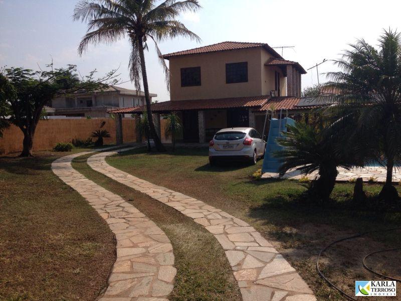 Casa a venda 4 quartos Condomínio Prive Residencial Mônaco DF 140