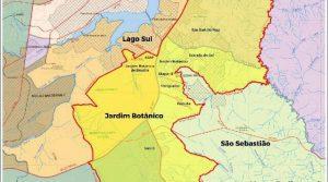 Governo quer redefinir regiões administrativas do DF