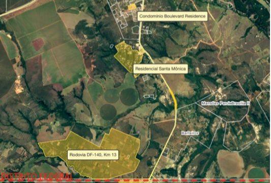 Onde investir no Mercado imobiliário de Brasília-DF?