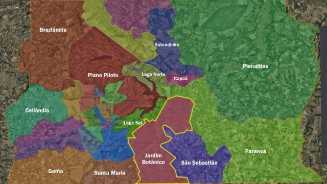 Jardim Botânico poderá ser a 5ª maior Região Administrativa do Distrito Federal