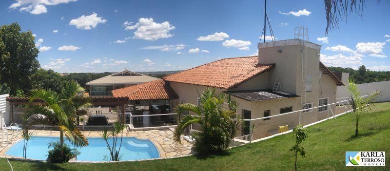 Casa a venda Condomínio Ouro Vermelho I Jardim Botânico Brasilia DF