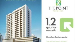 The Point Residence em Aguas Claras, Brasília-DF