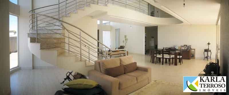 Casa no Condomínio Jardim Botânico 3 Quadra 9 – Brasília-DF