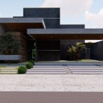 Casa 3 suítes 3 vagas garagens Maxximo Garden Jardim Botanico