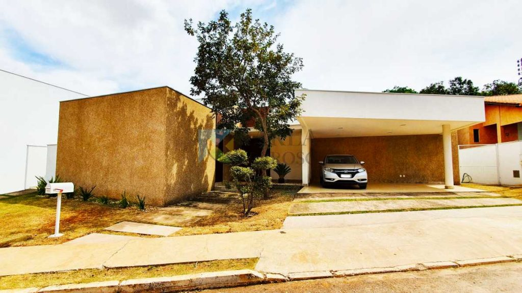 Aluguel Casa 4 Quartos Condomínio Santa Monica Jardim Botânico DF140
