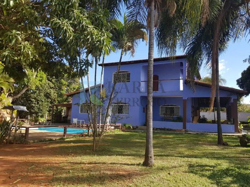 Aluguel de Chácara 22.340 m2 com Casa DF 140 Jardim Botânico