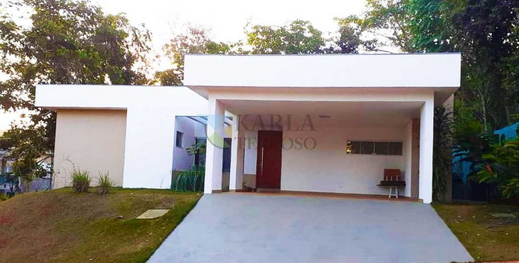 Aluguel Casa 3 Quartos Condomínio Santa Monica Travessa Palmeiras Jardim Botânico DF