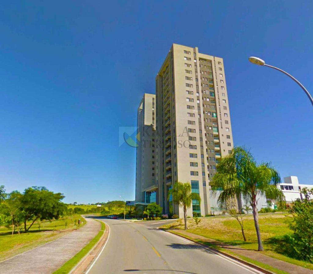 Aluguel apartamento 3 quartos 1 suíte Alphaville Brasília DF