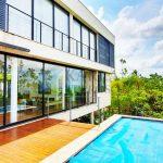 Casa à venda 3 suítes com Piscina 2 vagas de Garagem Condomínio Santa Monica Jardim Botânico DF140
